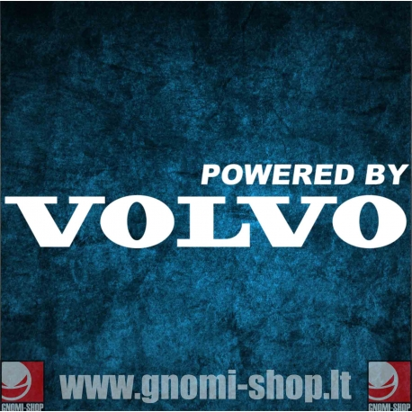 Powered by volvo (l59)