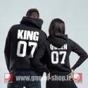 King & Queen 18