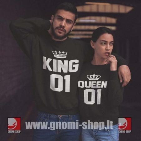 King & Queen 35