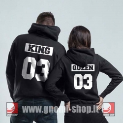 King & Queen 36