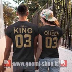 King & Queen 45